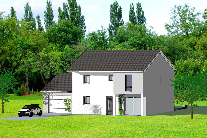 Construction maison neuve plus terrain for Maison neuve plus terrain