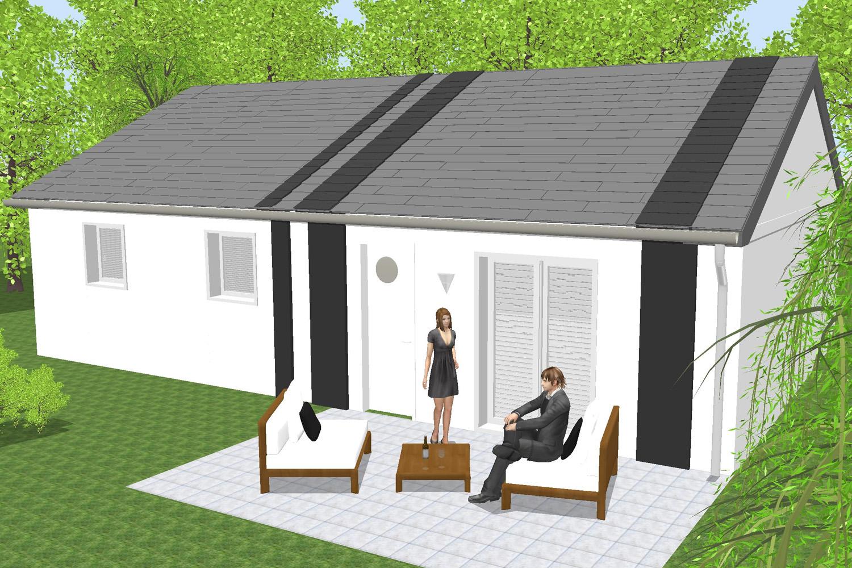Top maison neuve construire champenoux with maison a batir for Batir sa maison