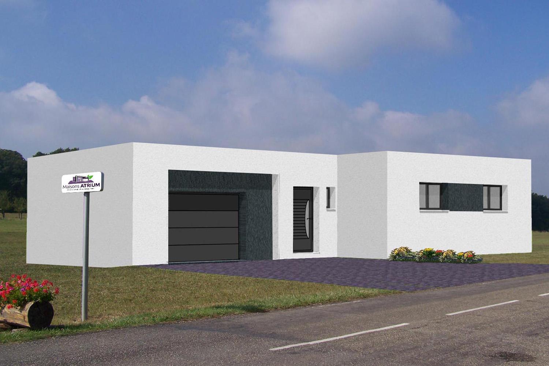 Construire une maison nancy maisons atrium for Construire sa maison sans constructeur
