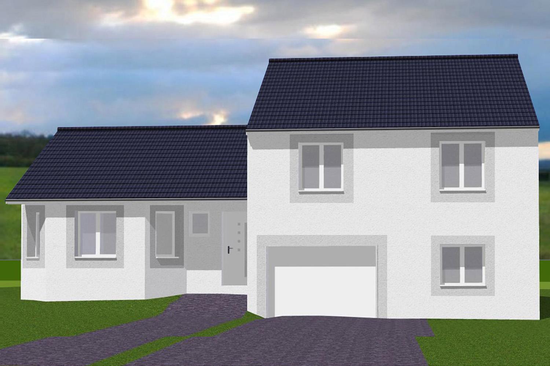 Terrain plus maison a construire excellent ajile for Maison neuve plus terrain