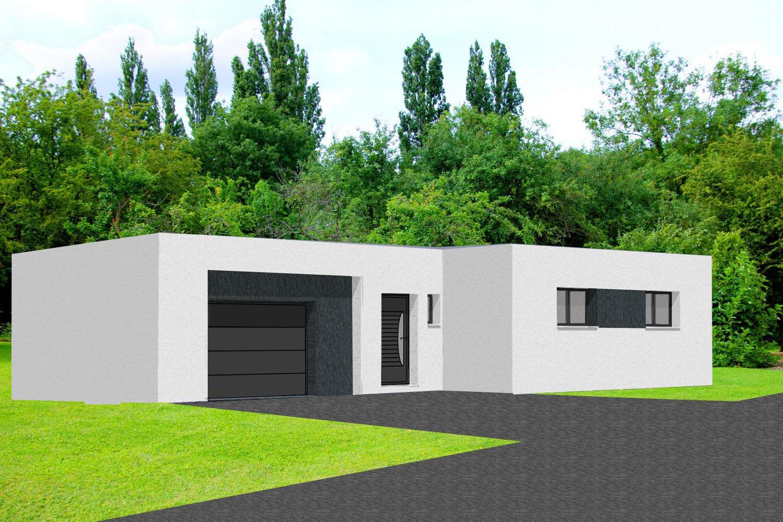 Terrain vendre construire seichamps maisons atrium - Maison a finir de construire ...