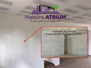 maisons atrium 1