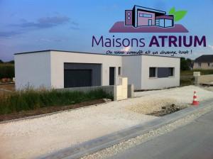 PHOTO MAHÉ MAISONS ATRIUM